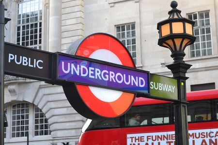 Public underground Subway in Central London | © NadinLisa / Pixabay