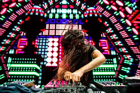 Bassnectar | Courtesy of Bud Light Digital Dreams