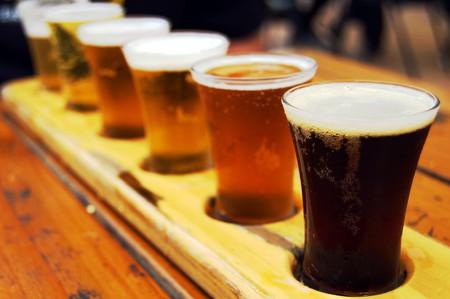 A variety of beer| © TheNerdPatrol/Flickr