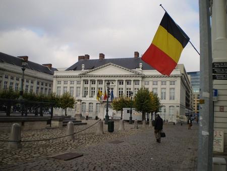 The Place des Martyrs / Martelarenplein in bilingual capital Brussels   Dr Les Sachs/Flickr
