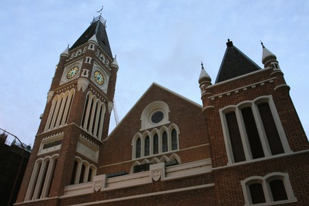Perth Town Hall | © TravelingOtter / Flickr