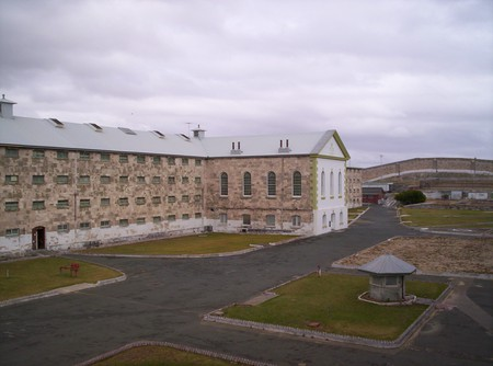 The Main Cell Block at Fremantle Prison   © ghostieguide / WikiCommons