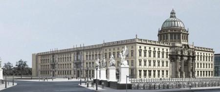 © Berlin Palace–Humboldtforum Foundation /Franco Stella