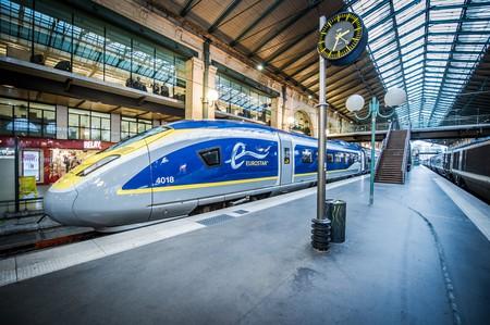 Eurostar's new e320 train   © Eurostar