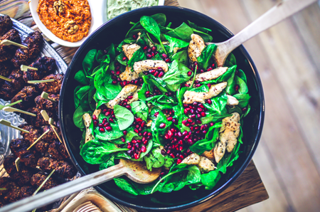 Salad | Public Domain/Pixels