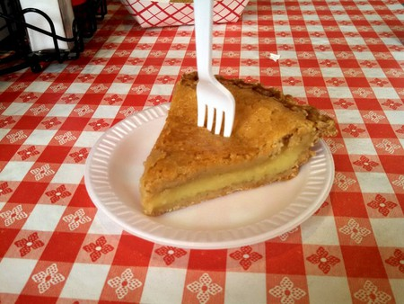 Gus's World Famous Fried Chicken, Chess Pie
