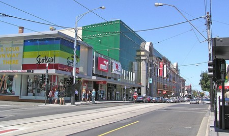 Chapel St in South Yarra   © Donaldytong/WikiCommons