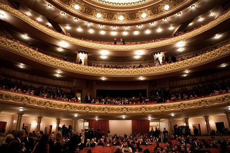 The inside of the theater |© Boing-boing/WikiCommons