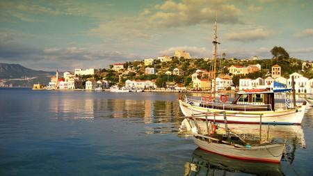 Port of Kastellorizo
