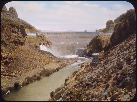 Salt River Project, Roosevelt Dam , Arizona| © Public Domain/WikiCommons