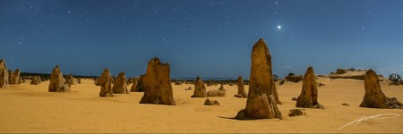 The Pinnacles, Nambung National Park | © fzhuo / Flickr