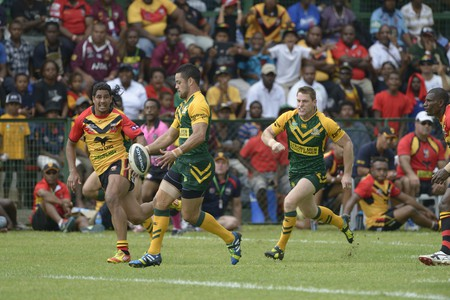 Papua New Guinea vs Australia | © Department of Foreign Affairs and Trade / Flickr