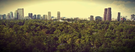 View from Castillo de Chapultepec | © Luis Santiago/Flickr