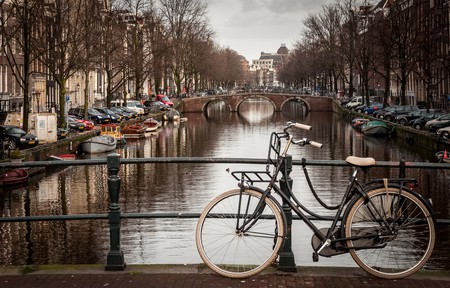 One of Amsterdam's beautiful canals | © Fred PO / Flickr