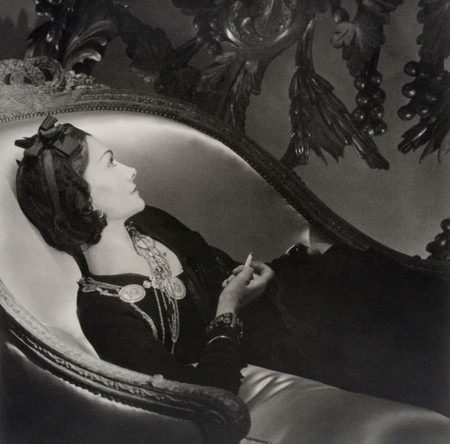 Coco Chanel by Horst - 1937 | Flickr