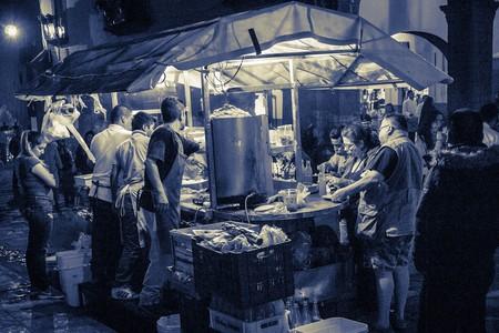 Tacos al pastor   © Waywuwei/Flickr