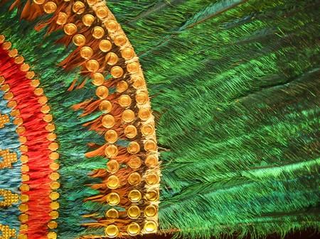 Moctezuma's Headdress | © Danny Navarro/Flickr