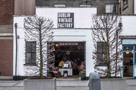 Dublin Vintage Factory   ©William Murphy/Flickr