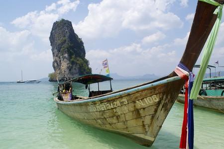 Poda Island in Krabi/Courtesy of Kelly Iverson