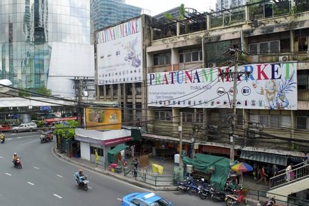 Pratunam Market/Courtesy of Kelly Iverson
