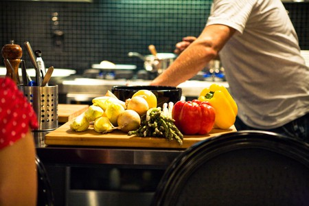 Cooking food |© Jens karlsson/WikiCommons