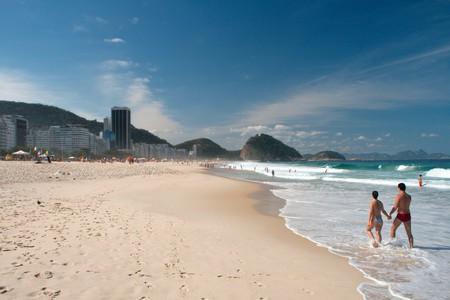 Copacabana beach  © Christain Haugen/WikiCommons