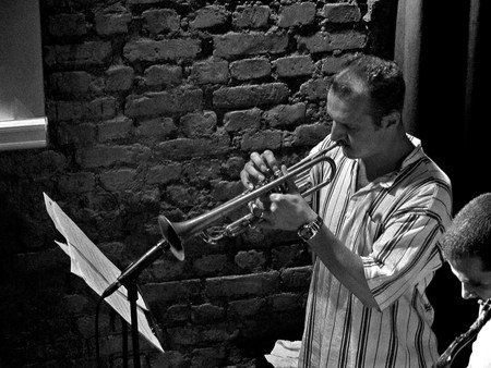 Istanbul - Oct 2008 - Nardis Jazz Club Trumpeter | © Gareth Williams/Flickr