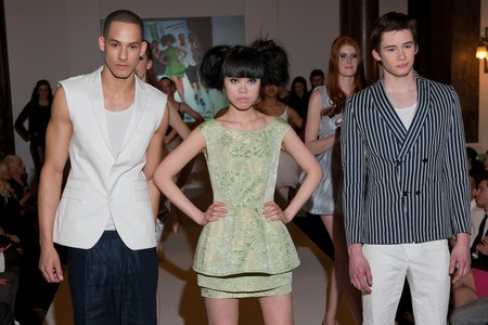 A Paul Costelloe fashion show  ©rayand/Flickr