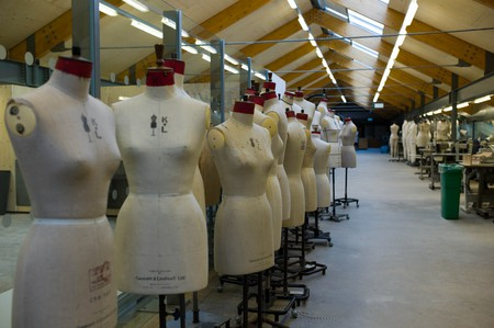 Mannequins at Central Saint Martins College of Art and Design|©Joi Ito/Flickr