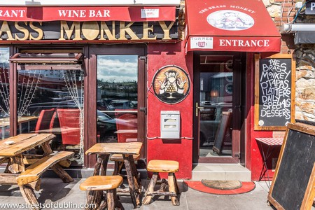 The Brass Monkey Restaurant, Howth Harbour