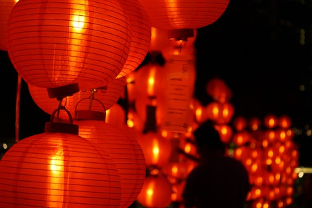 Mid-Autumn Festival lanterns | Jorge Cancela/CC BY 2.0/Flickr