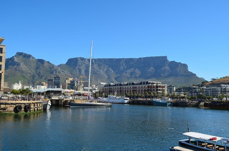 The V&A Waterfront, Cape Town © Joe Turco/Flickr