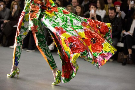 Central Saint Martins MA AW16 show at London Fashion Week|©Dan Sims/British Fashion Council