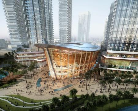 Dubai Opera | © Dubai Opera LLC/WIkiCommons