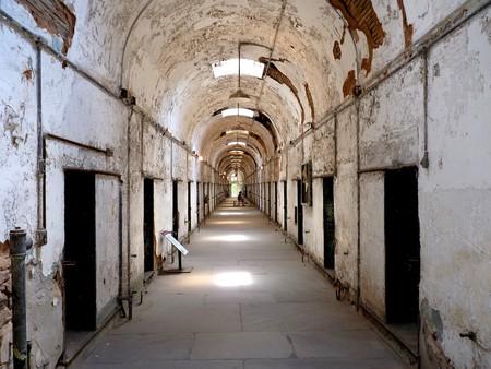 Eastern State Penitentiary, Cell blocks | © Dudva/Wikicommons