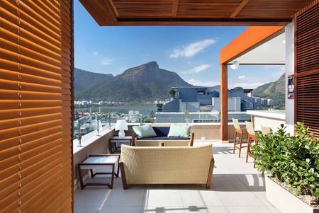 Mar Ipanema Hotel with views of Lagoa | courtesy of Mar Ipanema Hotel