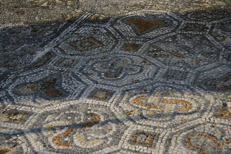 Mosaic Floor | © PublicDomainPictures/PixaBay