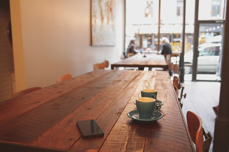 Coffee shop © Pexels