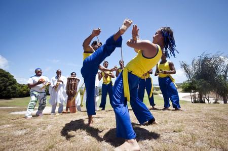 Attack and dodge moves  © Turismo Bahia/WikiCommons