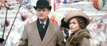 Colin Firth and Helen Bonham Carter in The King's Speech|©CC BY 2.0/Wikicommons