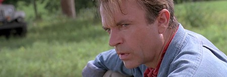 Sam Neill in Jurassic Park | © Universal Pictures/Amblin Entertainment