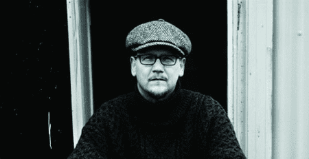 Photo of Sjón © Kristinn Ingvarsson