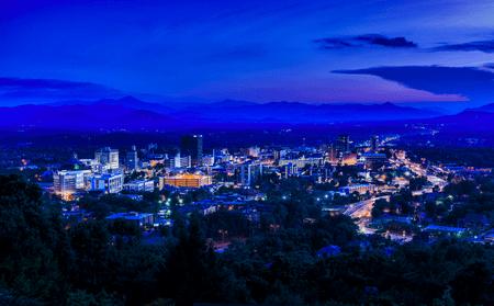 City of Asheville, North Carolina   © Ken Lane/Flickr