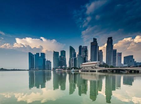 Singapore Skyline   © mammela/www.pixabay.com