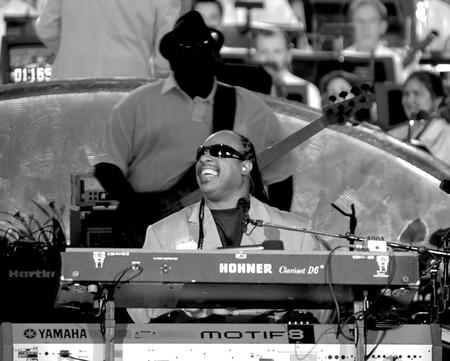 Stevie Wonder | WIki Creative Commons