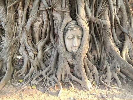 Wat Mahathat in Ayutthaya/Courtesy of Pixabay