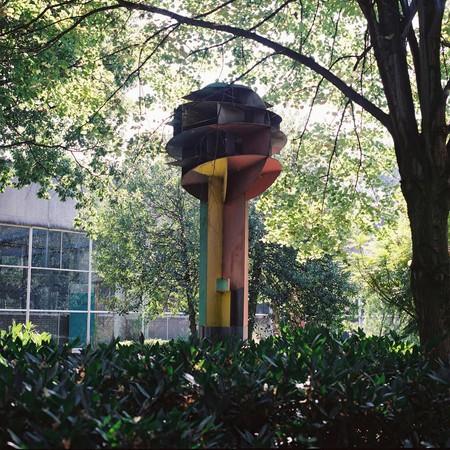 De School's statue   © De School, Amsterdam