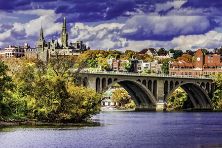 Georgetown   ©Tony Brooks/Flickr