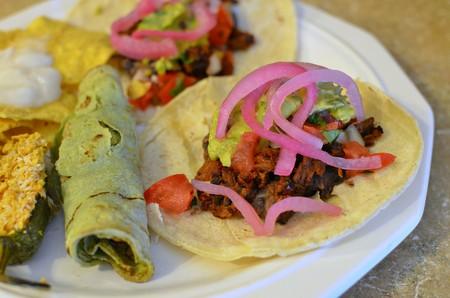 Vegan Tacos   © Stephanie/Flickr