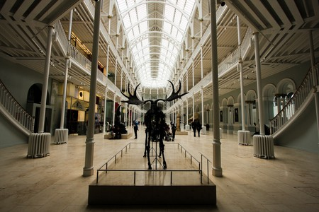 The National Museum Of Scotland